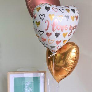 3 Balões